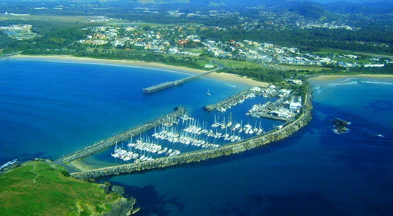 Coffs Harbour Marina and Jetty