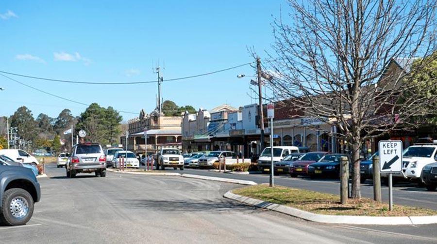 Dorrigo town