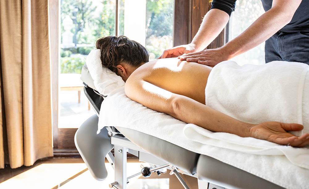 Hermes Estate massage spa treatment studio