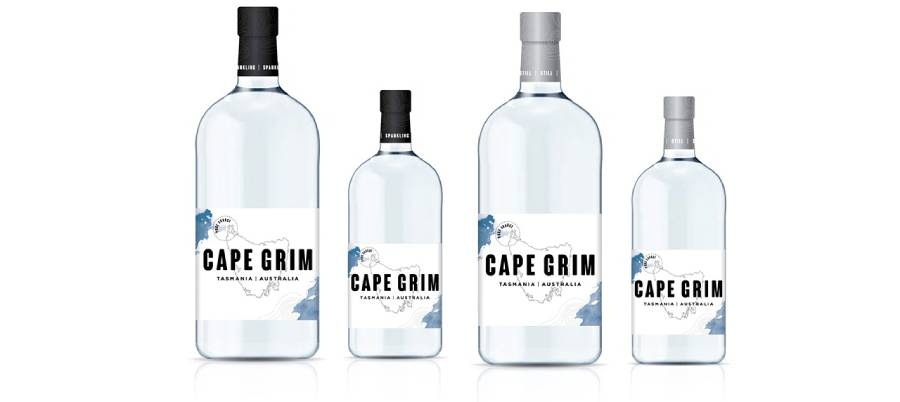 Cape Grim, home of the purest water in the world