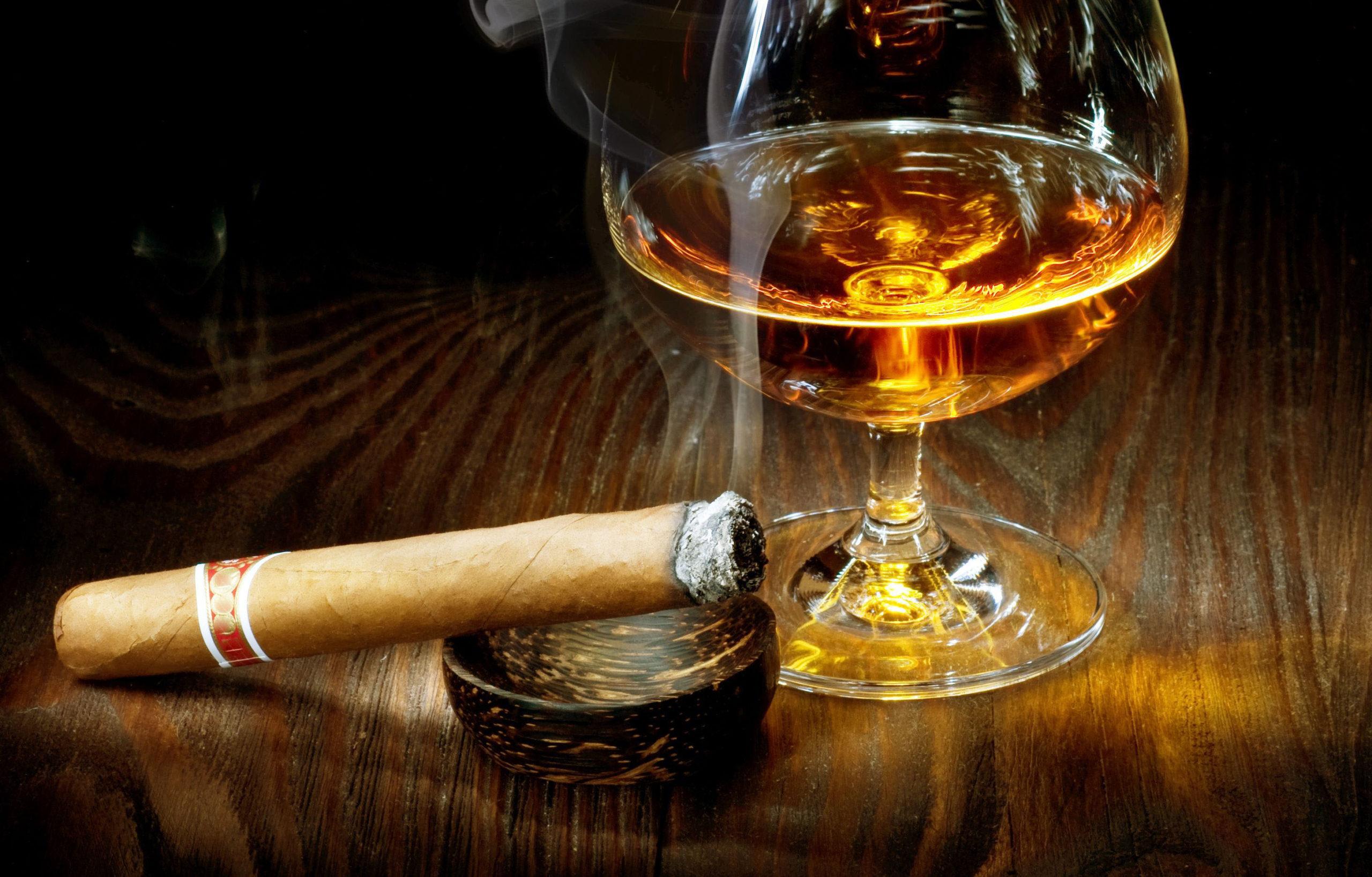 Dedicated Cigar Suite