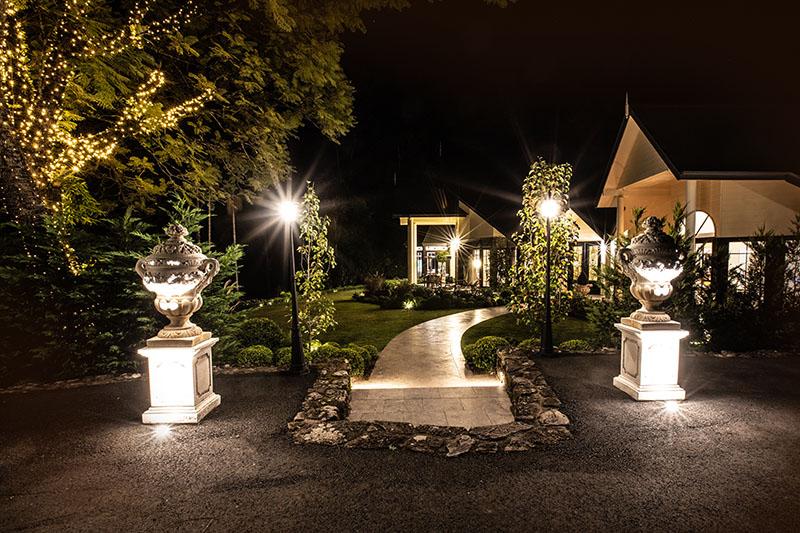 Hermes Estate - evening arrival