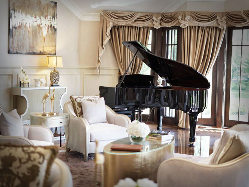 Elegant luxury and comfort at your private villa