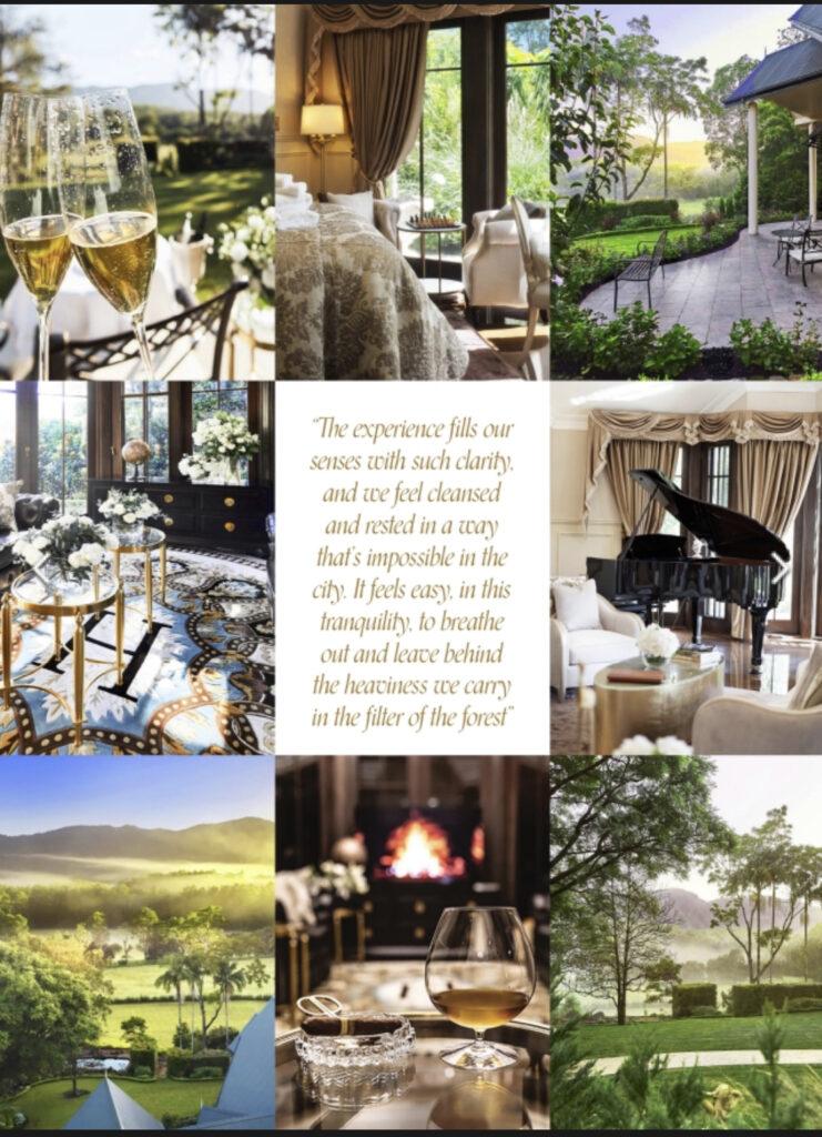 Hermes Estate featured in Signature Luxury Travel